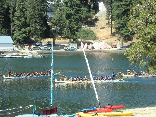 Lake Gregory Regional Park: Dragon Boat Races