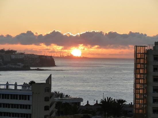 Hotel Riu Palmeras / Bung Riu Palmitos : l'alba