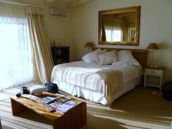 Amanzi Island Lodge: Superior room