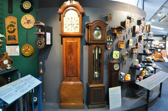 Claphams Clocks - The National Clock Museum: Lots more to see