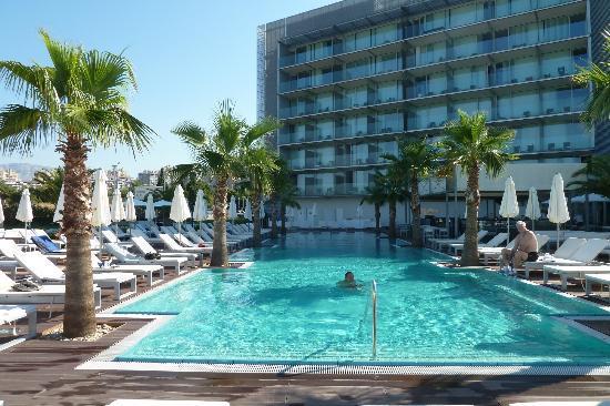Radisson Blu Resort & Spa Split: Piscina