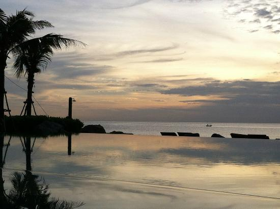 Devasom Hua Hin Resort: wake up at 5.30am