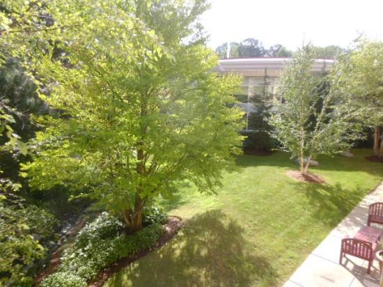 Embassy Suites by Hilton Boston Marlborough : Great view from balcony