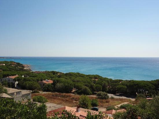 Villaggio Alba Dorata: Panorama della camera