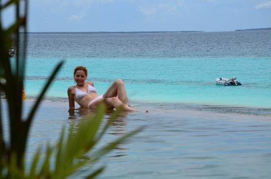 The Z Hotel Zanzibar : une piscine magnifique