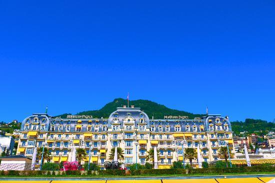 Fairmont Le Montreux Palace: Le Montreux Palace