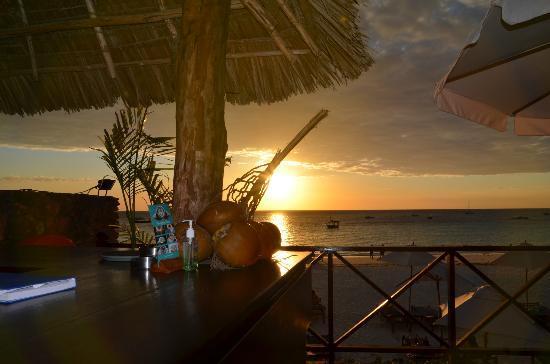 The Z Hotel Zanzibar : la bar