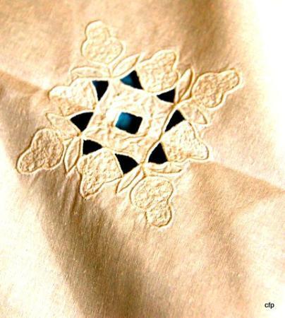 Alliance Hotel: Fine linen