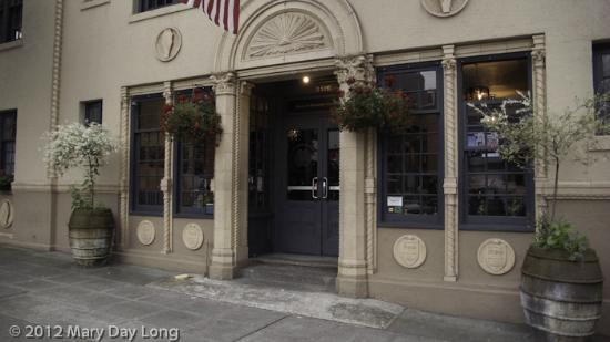 """City Hostel Seattle: """"Enter as a stranger, leave as a friend"""" felt true."""