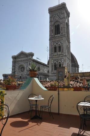 Giotto B&B: Giotto balcony