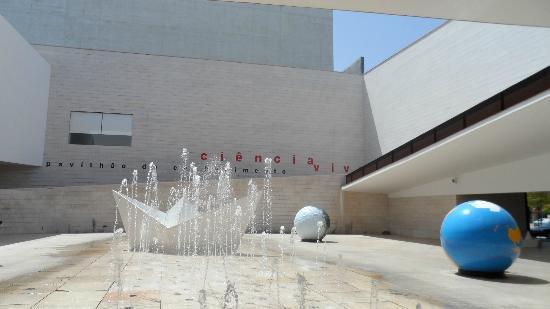 Parque das Nacoes: Plaza