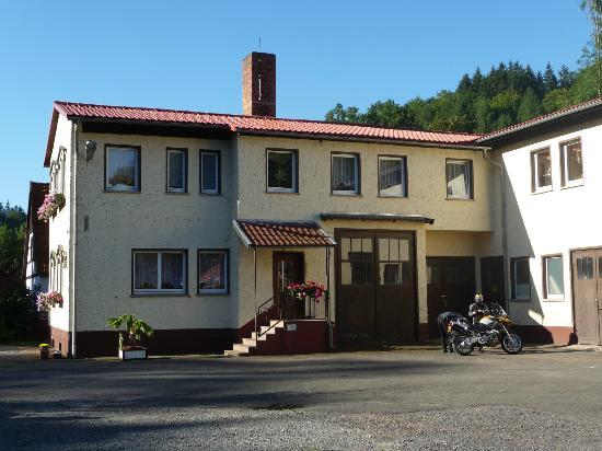 Hotel Zum Bürgergarten: Bijgebouw hotel