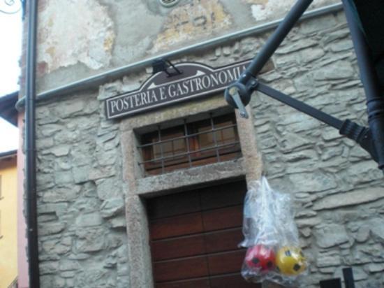 Osteria Antica Molina: Locale a fianco