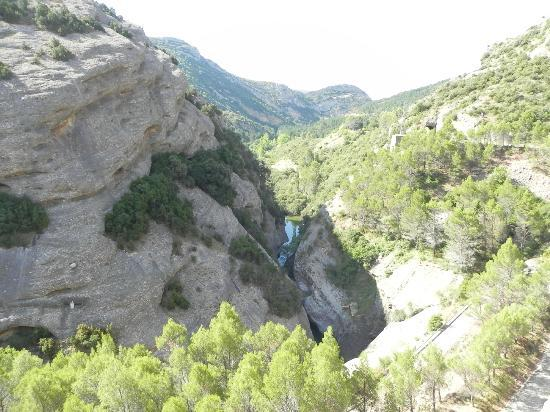 Provinz Huesca, Spanien: Cañones sierra de Guara