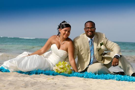 Paradisus Punta Cana Resort: Our wedding day