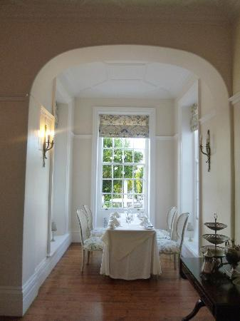 Highlands Country House: Diningroom