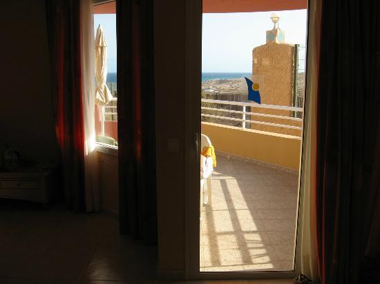 Esmeralda Maris: La vista dal soggiorno