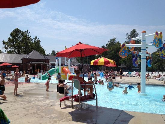 Wapakoneta waterpark 2019 all you need to know before - Campgrounds in ohio with swimming pools ...
