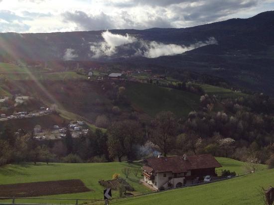 Hotel Vigilerhof: La vista dalla camera