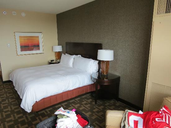 Hilton Americas - Houston: Bed