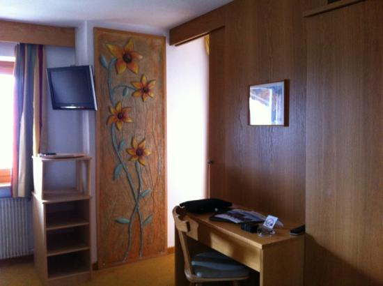 Hotel Vigilerhof: camera