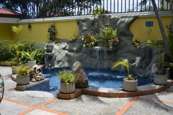 Hotel Don Carlos: Mini piscina