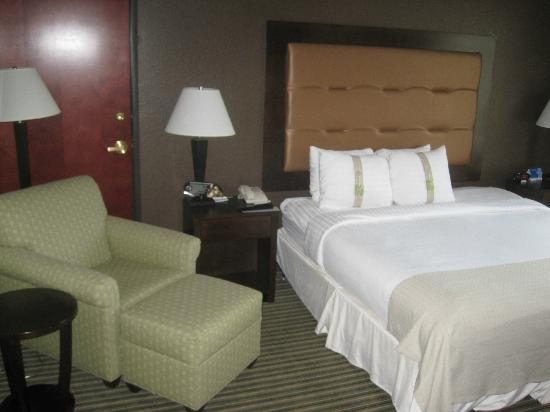 Holiday Inn Trustmark Park-Pearl: King room