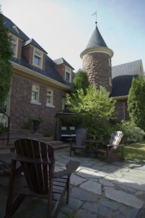 Chateau Murdock B & B : Le gite