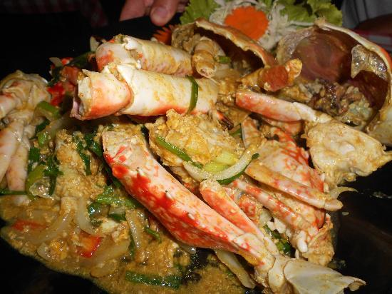 Kwong Shop Seafood: GRANCHIO AL CURRY