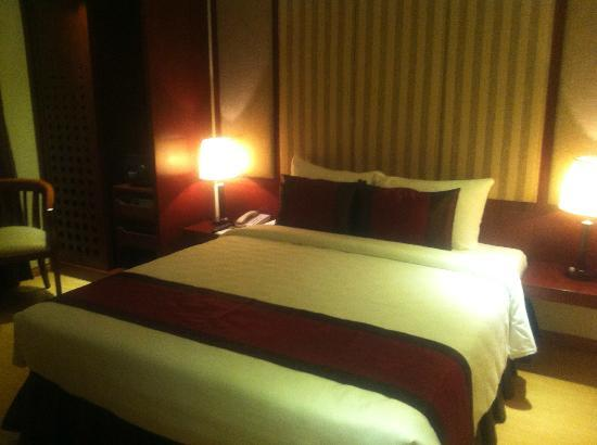 Saigon Star Hotel: my room