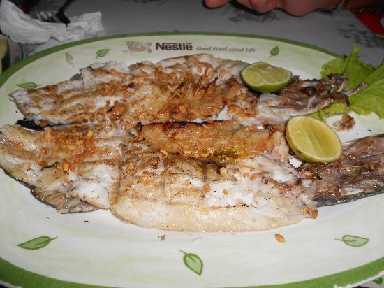 Kwong Shop Seafood: PESCE GRIGLIATO