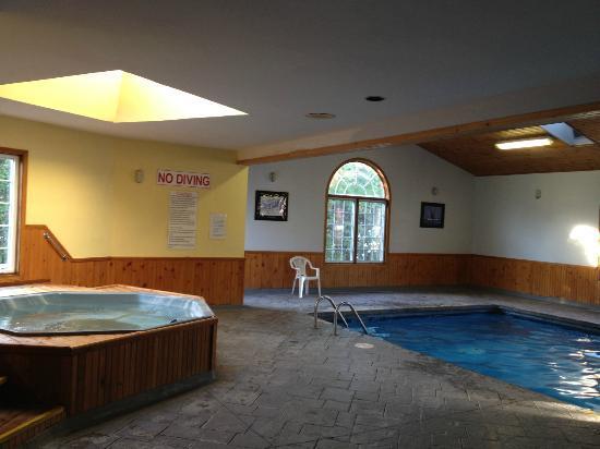 Cedar Lodge Motel: nice clean pool area