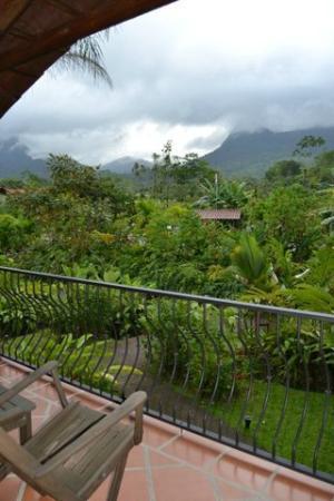 Casa Luna Hotel & Spa: Vistas Terraza