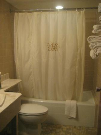 Karakahl Country Inn: Bathroom