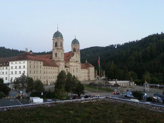 Hotel Drei Koenige: Aussicht