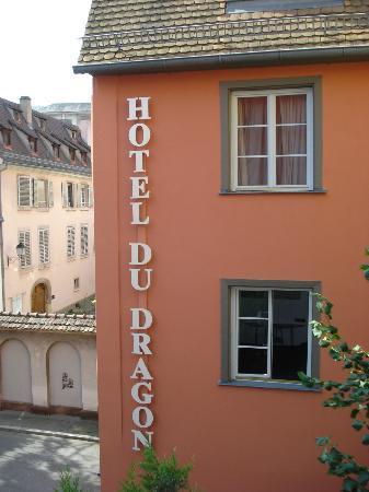 Hotel du Dragon: hotel
