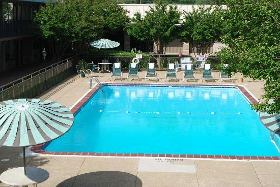 The Chatt Inn: Pool