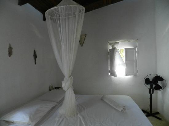 Posada La Laguna: Dormitorio