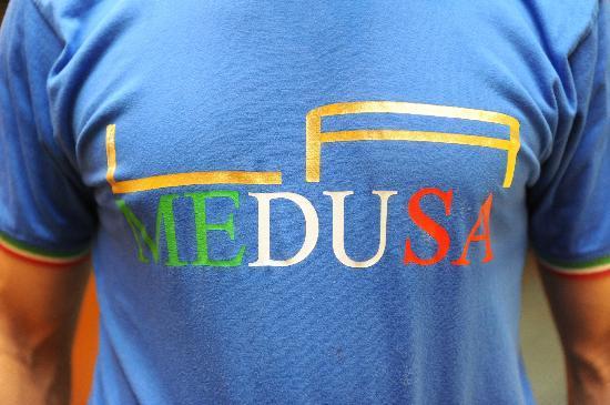 La Medusa: la nostra divisa tutta italiana
