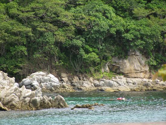 Las Brisas Huatulco: Playas son Mucho mejor que Vallarta