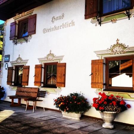 Haus Steinkarblick und Berghausl