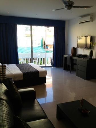 East Suites: chambre