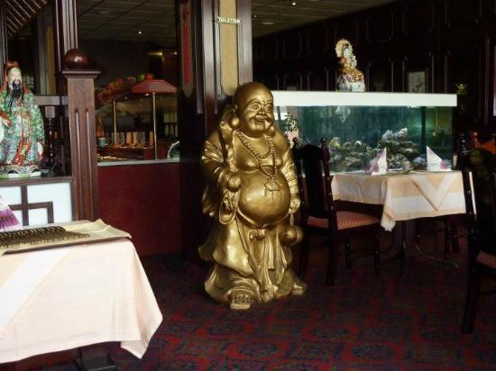 Restaurant China-Flora: Buddha