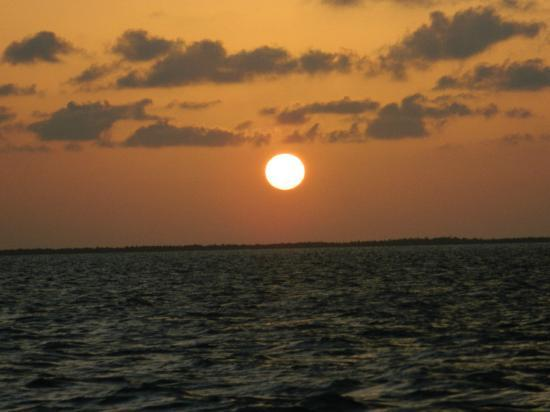 Belizean Shores Resort: Sunset