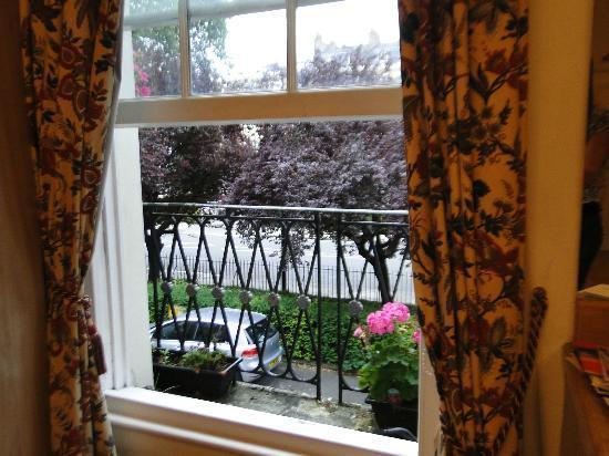 The Gresham Hotel: Vista desde la habitacion