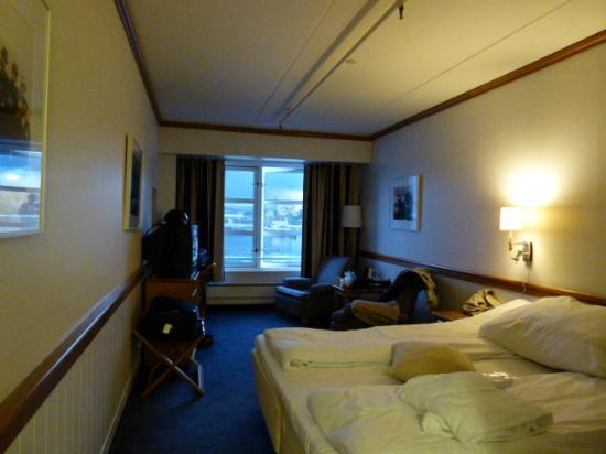 Clarion Collection Hotel With: Unser Zimmer