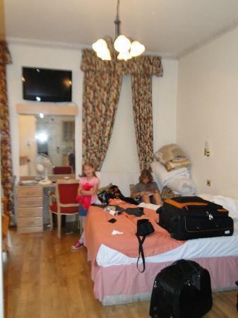 The Gresham Hotel: Habitacion