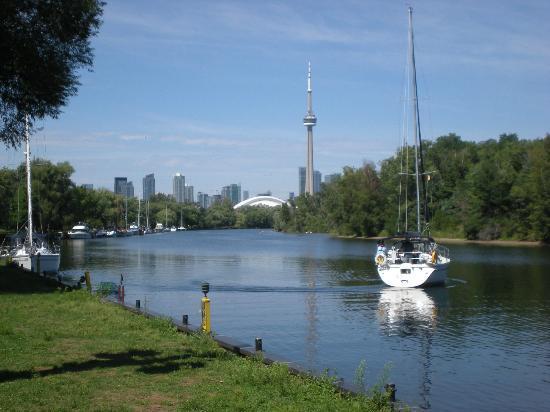 Islands Near Toronto