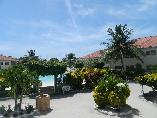Belizean Shores Resort : Beautiful grounds