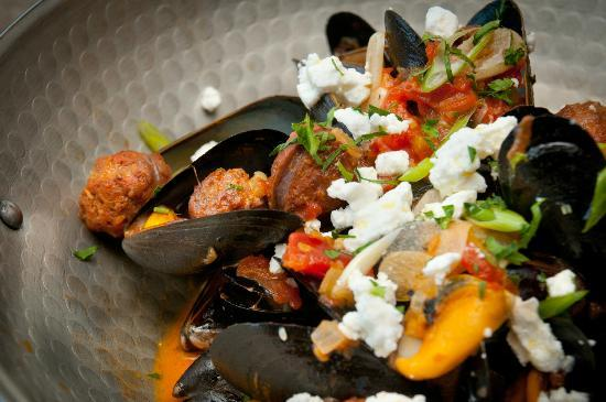 Le Express Bistro & Bar: Le' Express P.E.I. Mussels